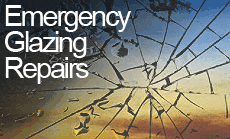 emergency glazing repairs